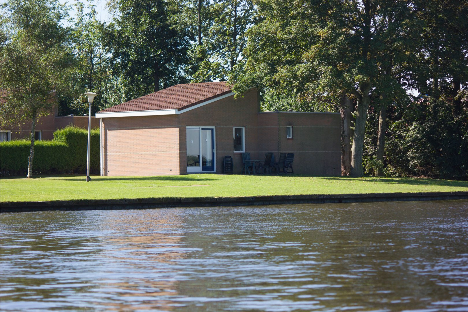 Bungalows​ ​in​ ​Holland​ ​mieten​ - Ferienpark Bergumermeer in Holland